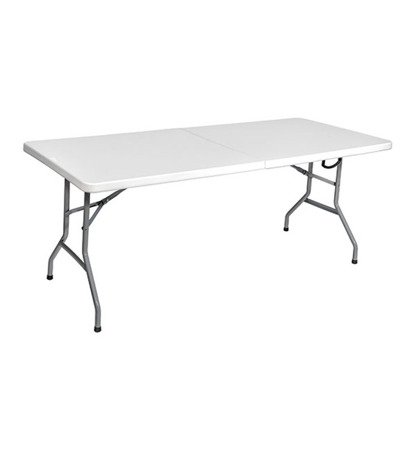 TABLE PLIANTE RECTANGULAIRE STR180 1830x760x740 mm