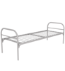 BED metal single-stage KM18 1900x700 gray